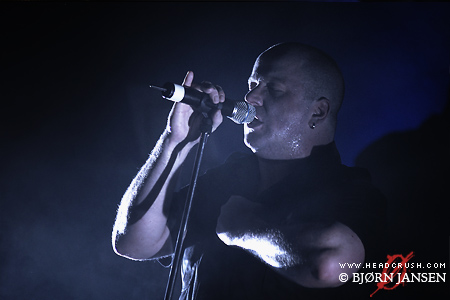 Foto von Ronan Harris VNV NAtion