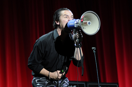 Foto Southside Mike Patton (Faith No More)