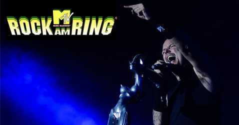Rock am Ring mit Korn