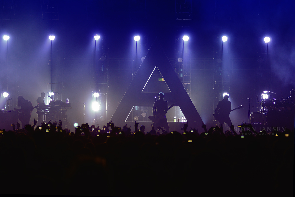 30 Seconds to Mars in Basel