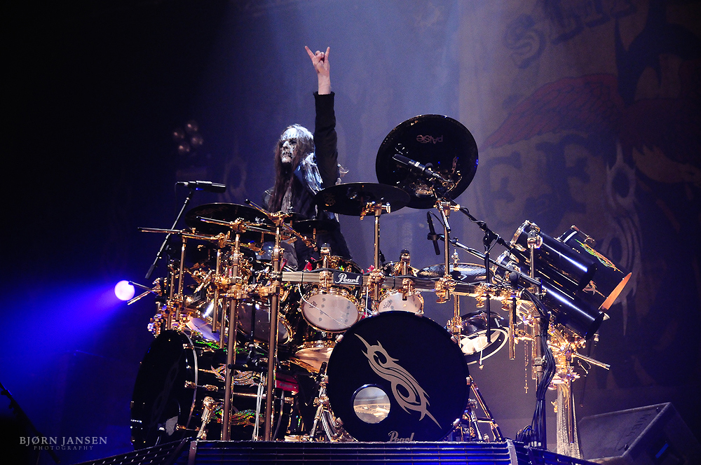 Slipknot live in Winterthur © Bjørn Jansen
