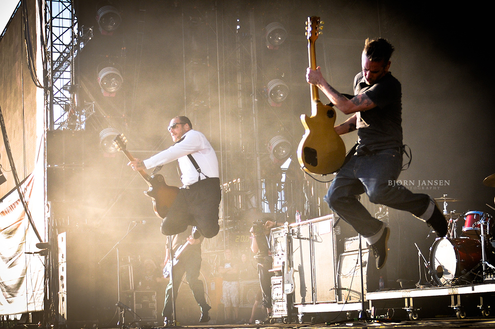 Mike Ness - Social Distortion - Rock am Ring 2011