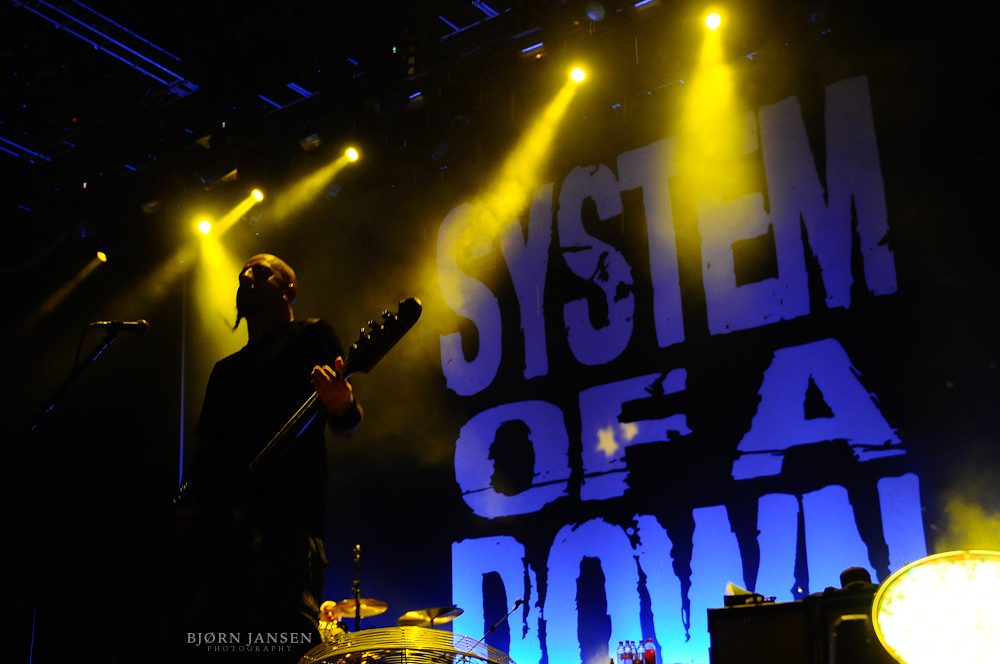 System of a down - Rock am Ring 2011 © Bjørn Jansen