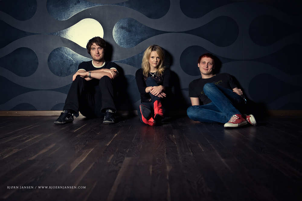 The Subways (UK) Photo: Bjørn Jansen