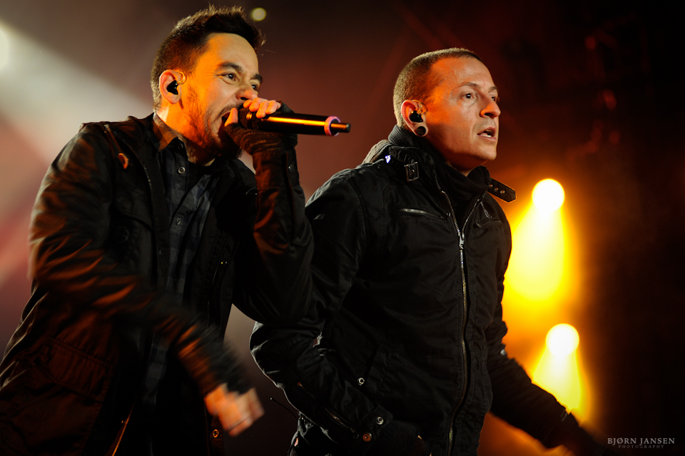 Linkin Park live bei Rock am Ring 2012 - Foto: Bjørn Jansen