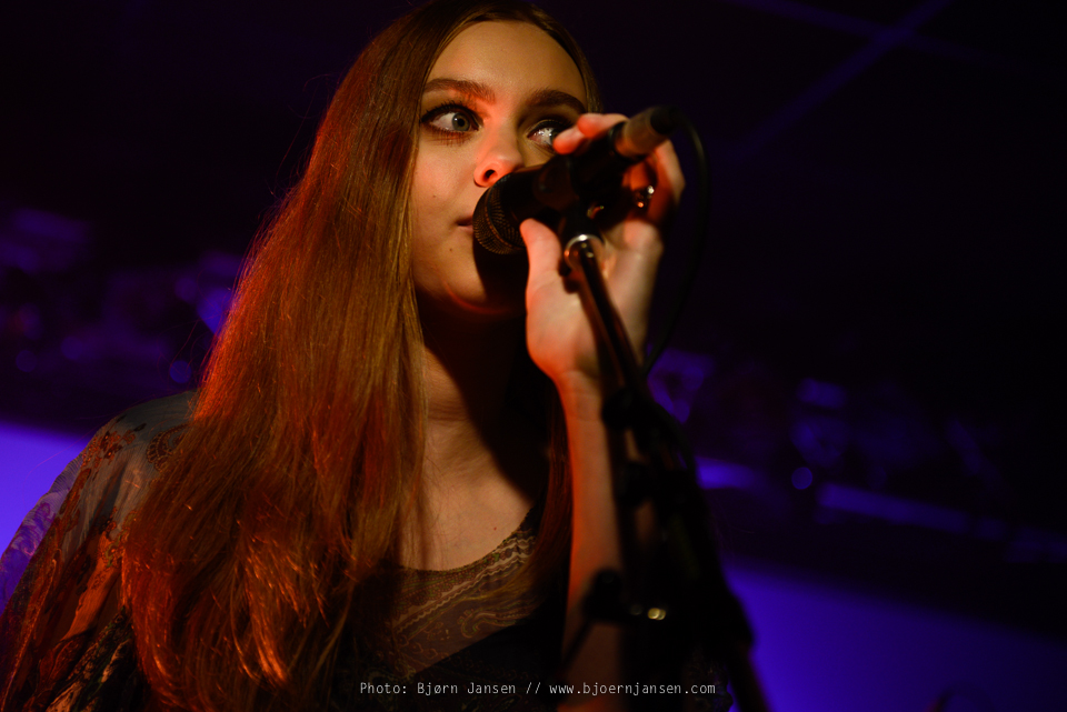 First Aid Kit live in München - Photo: Bjørn Jansen