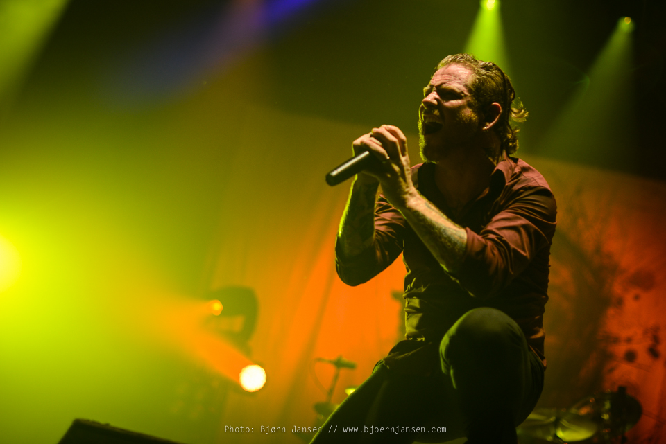 Stone Sour live in München 2012 - Photo: Bjørn Jansen