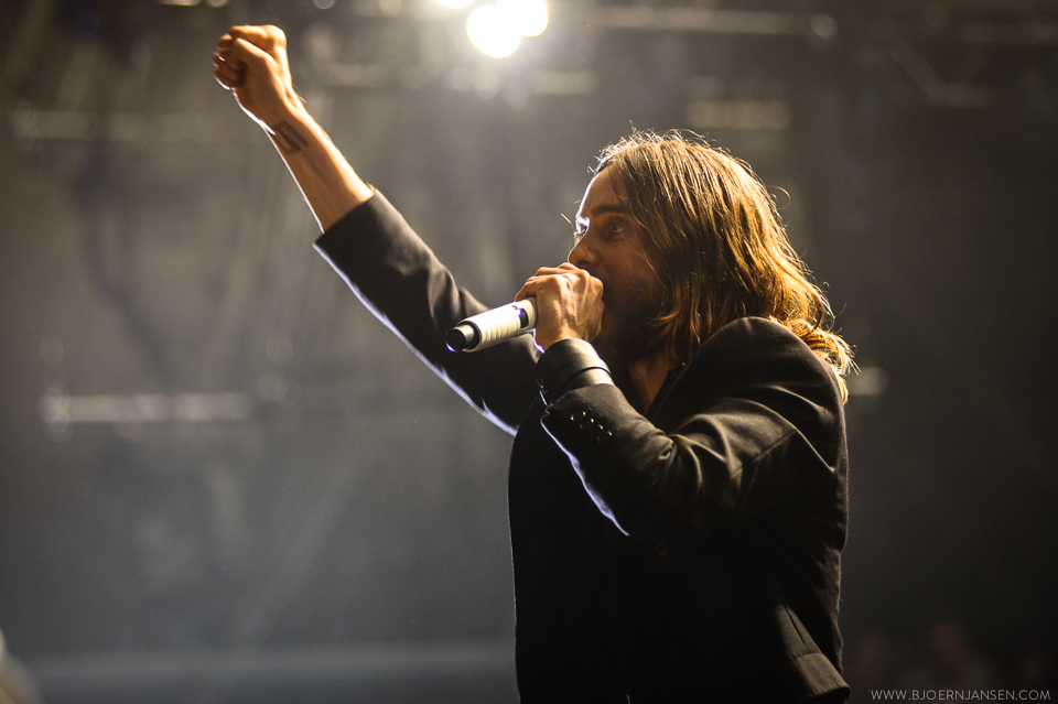 30 Seconds To Mars, Rock am Ring - Foto: Bjørn Jansen
