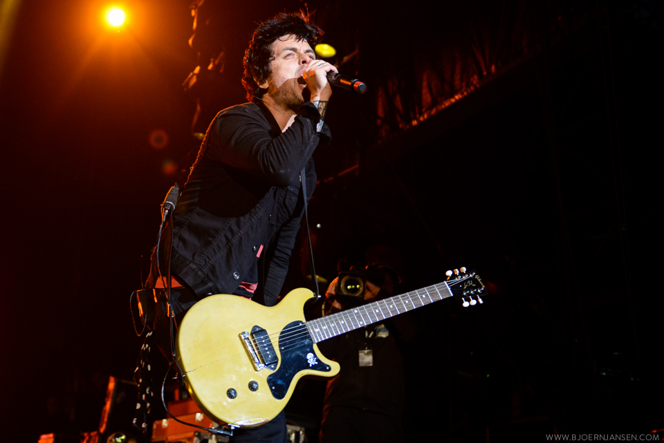 Green Day- Headliner beim Rar 2013