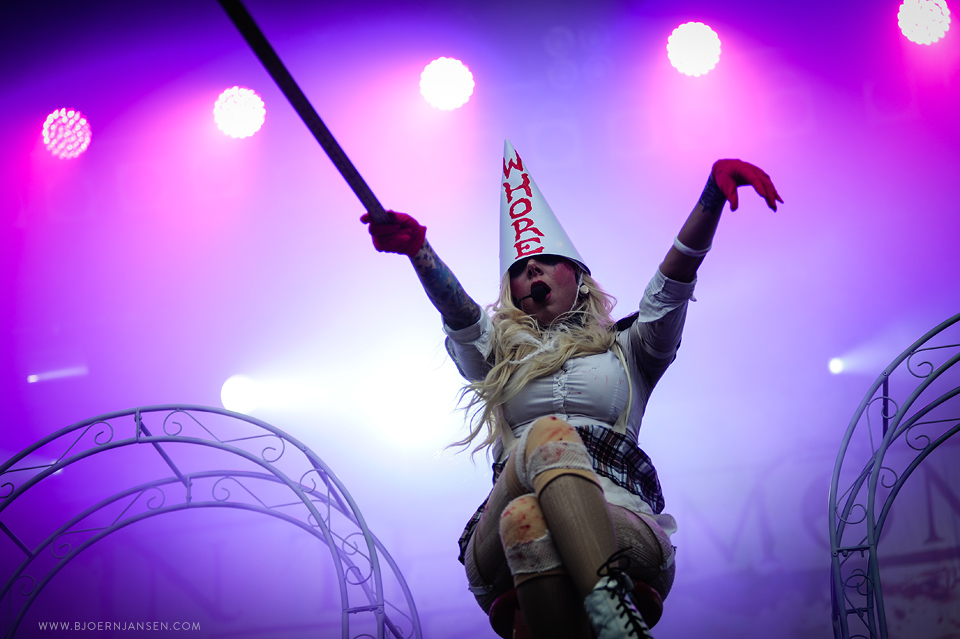 In this moment, Rock am Ring - Foto: Bjørn Jansen