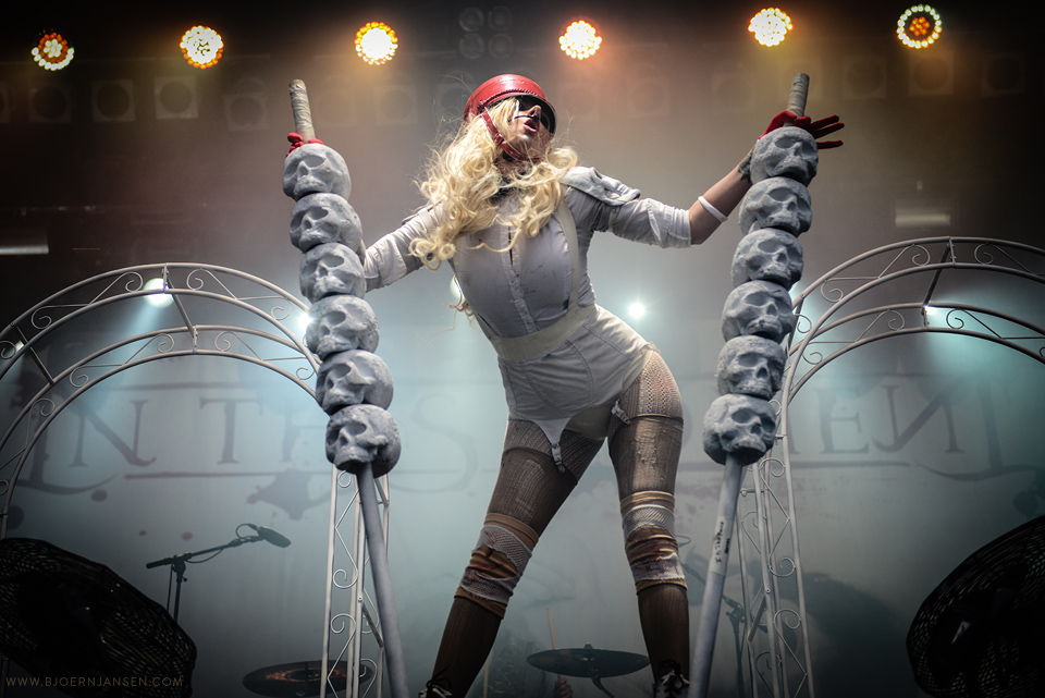 Maria Brink, In this moment, Rock am Ring - Foto: Bjørn Jansen