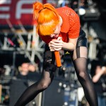 Paramore live bei Rock am Ring 2013