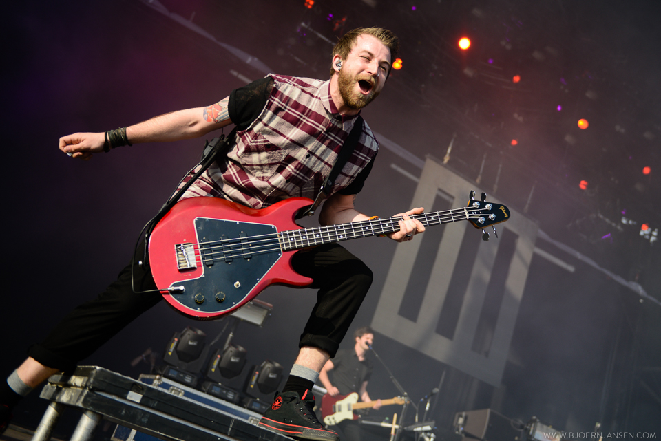 Paramore bei Rock am Ring 2013 - Foto: Bjørn Jansen