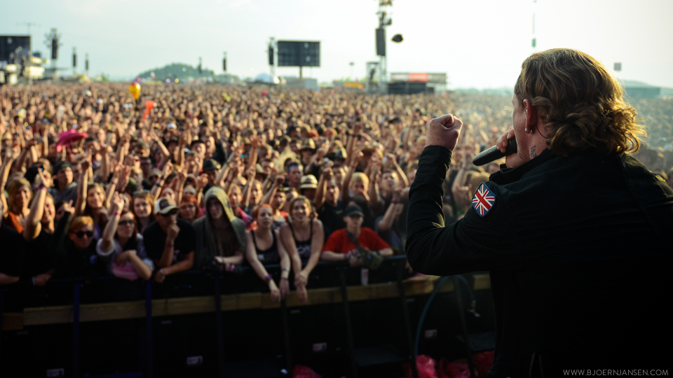 Stone Sour bei Rock am Ring
