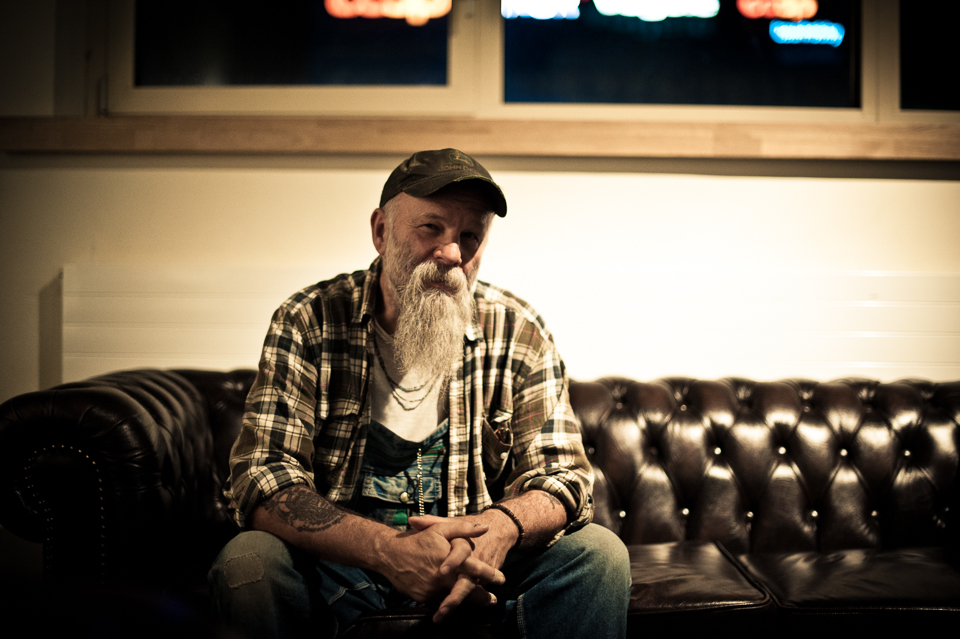 Portaitfoto Seasick Steve