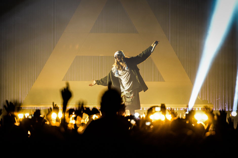 30 Seconds to Mars Konzert in Stuttgart