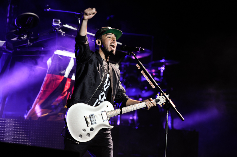 Mike Shinoda ( Linkin Park ) - Rock am RIng 2014