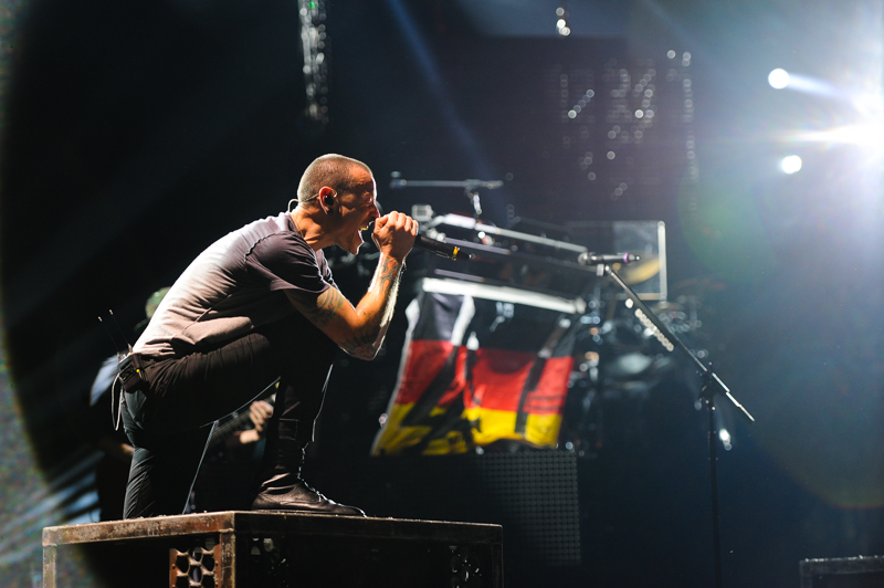 Chester - Linkin Park - RAR 2014