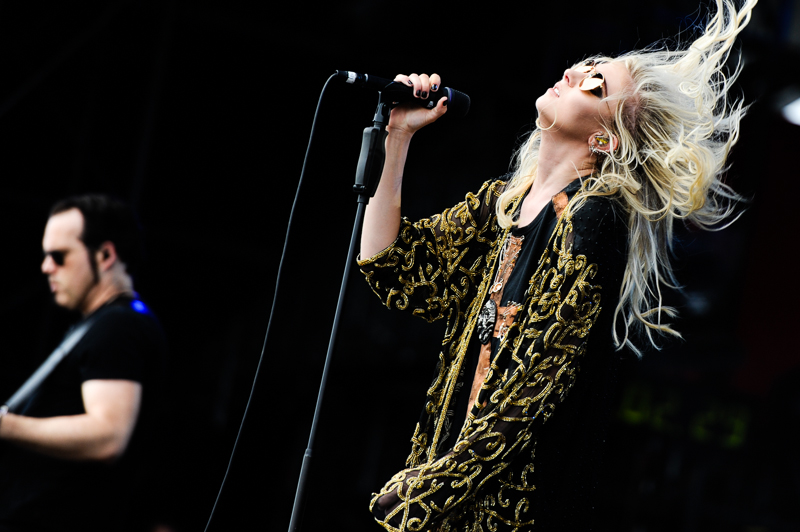 The Pretty Reckless: Rock am Ring - Fotograf: Bjørn Jansen