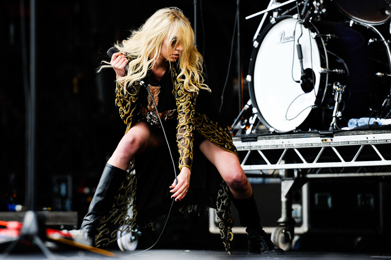 Sexy Taylor Moment mit The pretty Reckless live bei Rock am Ring 2014