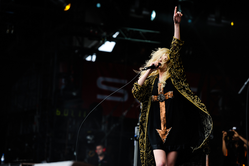 the pretty reckless - RAR 2014