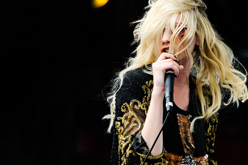 The pretty Reckless, Taylor Momsen - Rock am Ring 2014