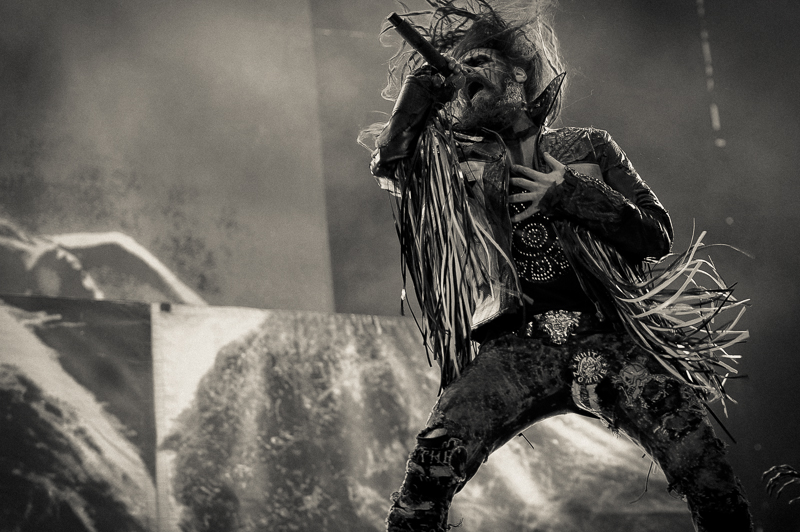 Foto Rob Zombie bei Rock am Ring