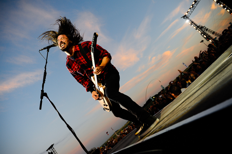 Dave Grohl, Foo Fighters Rock am Ring 2015