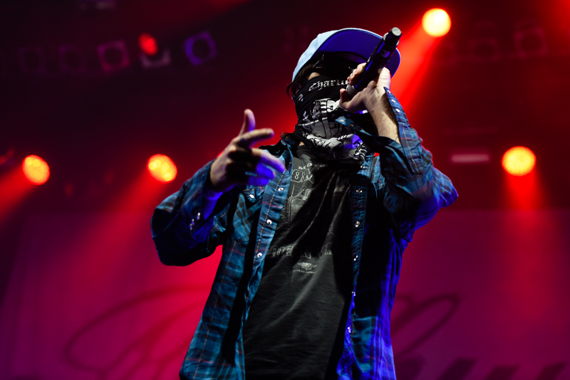 Foto Hollywood Undead - Rock am Ring 2015