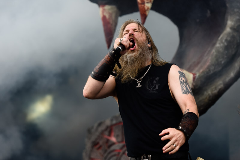 Foto Amon Amarth - Rock am Ring 2016