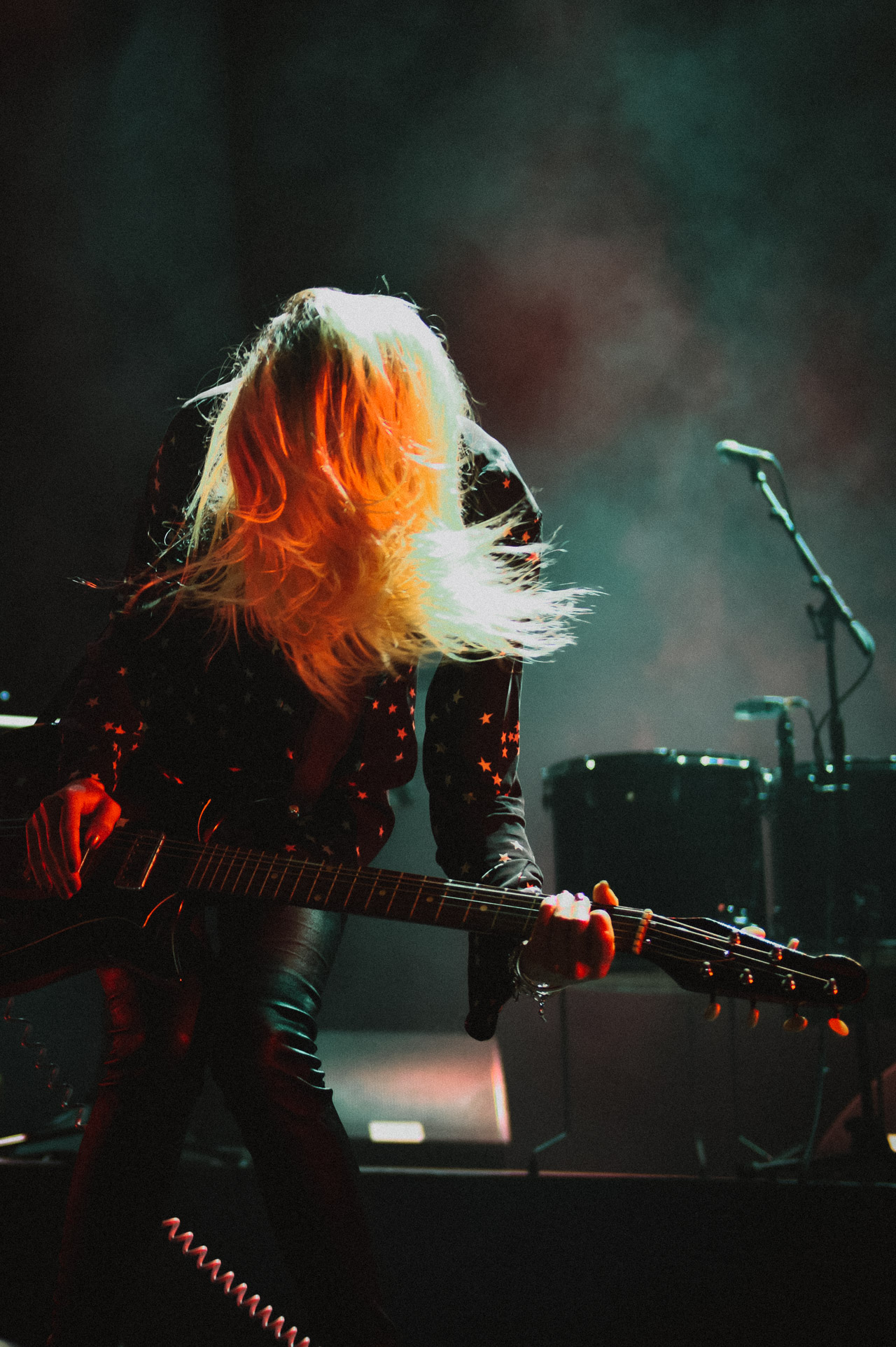 VV The Kills Live in Zürich 2016
