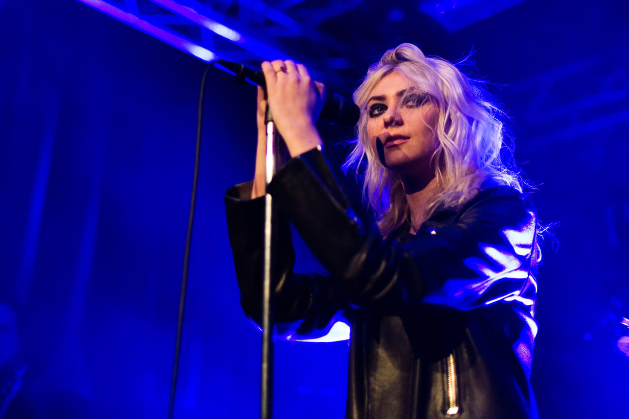 Taylor Momsen - The pretty Reckless live in Zürich