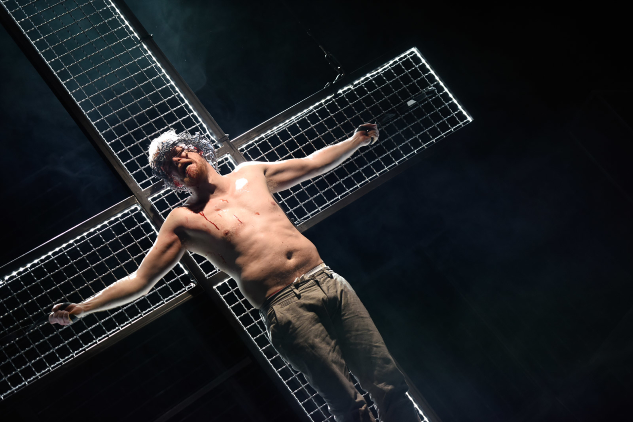 Foto Jesus Christ Superstar am Theater Konstanz Fotograf Bjørn Jansen
