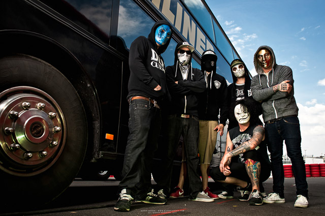 Hollywood Undead, USA