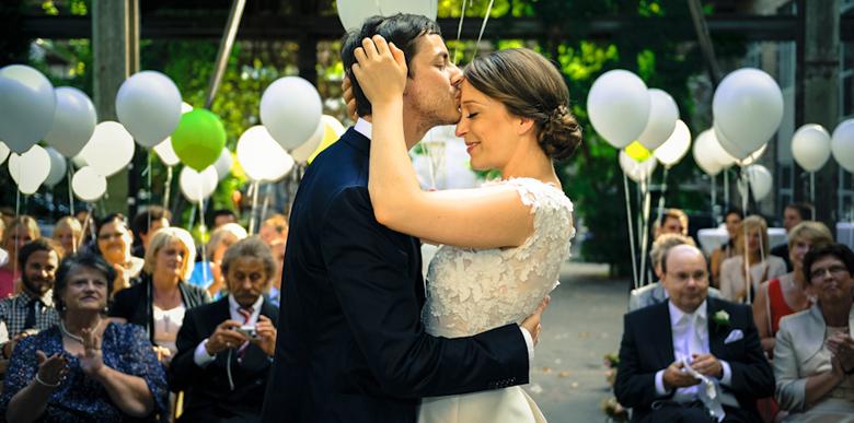 Hochzeit von Sabine und Dennis in Köln