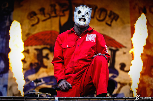 Slipknot - Sonisphere Festival, Basel // � Bj�rn Jansen, all rights reserved
