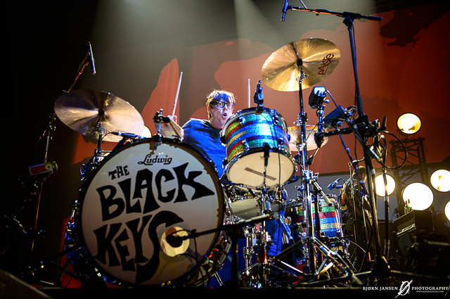 The Black Keys - Olympiahalle M�nchen 2012 // � Bj�rn Jansen, all rights reserved