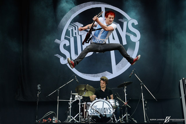 Foto The Subways - Rock am See // © Bjørn Jansen, all rights reserved